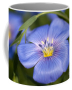 Flax Flower Coffee Mug