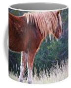 Flaxen Strands Coffee Mug