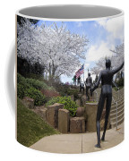 Fleeting Spring At The Arena Coffee Mug