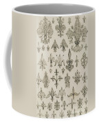 Fleur De Lys Designs From Every Age And From All Around The World Coffee Mug