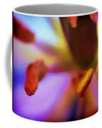 Fleur V Coffee Mug