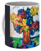 Fleurs De Vigne Coffee Mug