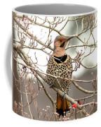 Flicker - Alabama State Bird - Attention Coffee Mug