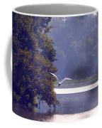 Flight Above Water IIi Coffee Mug