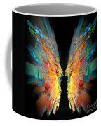 Flight Abstract Coffee Mug