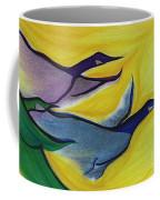 Flight By Jrr Coffee Mug