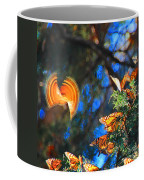Flight Of A Monarch Coffee Mug