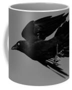Flight Of The Raven Coffee Mug