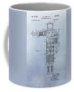 Flight Suit Patent Coffee Mug
