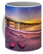 Flip-flops Coffee Mug