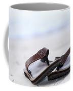 Flip-flops On Beach Coffee Mug