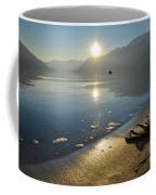 Flip Flops On The Beach Coffee Mug