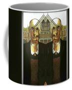 Flipped Gothic  Coffee Mug