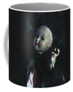 Floating Doll Coffee Mug