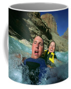 Floating Down The Little Colorado River Coffee Mug