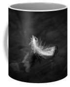 Floating Feather Coffee Mug