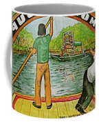 Floating Gardens Xochimilcho Mexico Coffee Mug