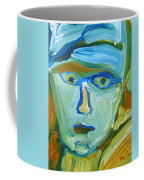 Floating Head Coffee Mug