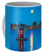 Floating Sauna Coffee Mug