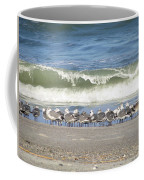 Flock And Wave Coffee Mug