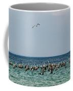 Flock Of Seagulls Coffee Mug