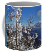Flocked Pinon Coffee Mug