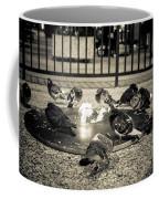 Flockin' Around The Fire Coffee Mug