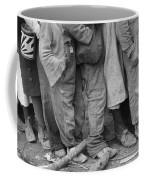 Flood Refugees, 1937 Coffee Mug