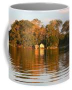 Flooded Amazon With Houses Coffee Mug