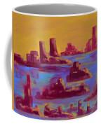 Flooded Canyon Coffee Mug
