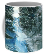 Floods 3 Coffee Mug by Anil Nene