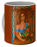 Flora - Goddess Of The Seeds Coffee Mug
