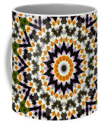 Flora Kaleidoscope Coffee Mug