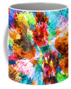 Floral Art Xiii Coffee Mug