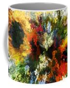 Floral Art Xiv Coffee Mug