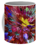 Floral Art Xxiv Coffee Mug