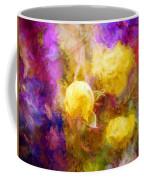 Floral Art Xxxxv Coffee Mug