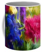 Floral Art Xxxxvi Coffee Mug