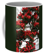 Floral Bonsai Coffee Mug