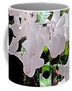 Floral Clouds Coffee Mug