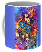 Floral Dance Fantasy Coffee Mug