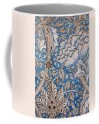 Floral Design Coffee Mug