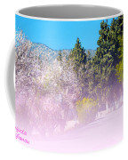 Floral Entrance Coffee Mug