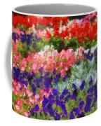 Floral Fantasy Coffee Mug by Dan Sproul