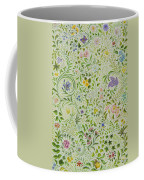 Floral Fantasy Coffee Mug