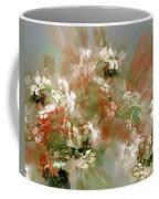 Floral Fractal 030713 Coffee Mug