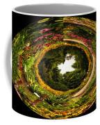 Floral Garden Polar View  02 Coffee Mug