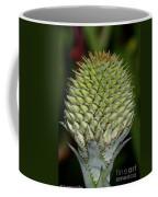 Floral Grenade Coffee Mug