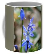 Floral Ladder  Coffee Mug