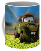 Floral Mater Coffee Mug by Thomas Woolworth